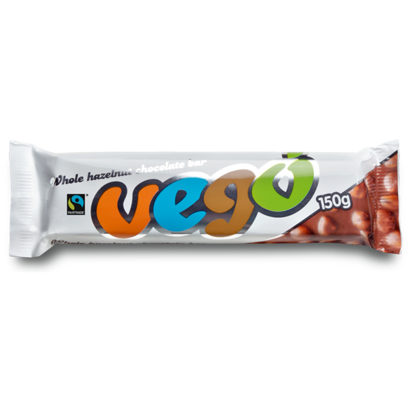 השוקולד הטבעוני של VEGO, עכשיו באתר של גלייד