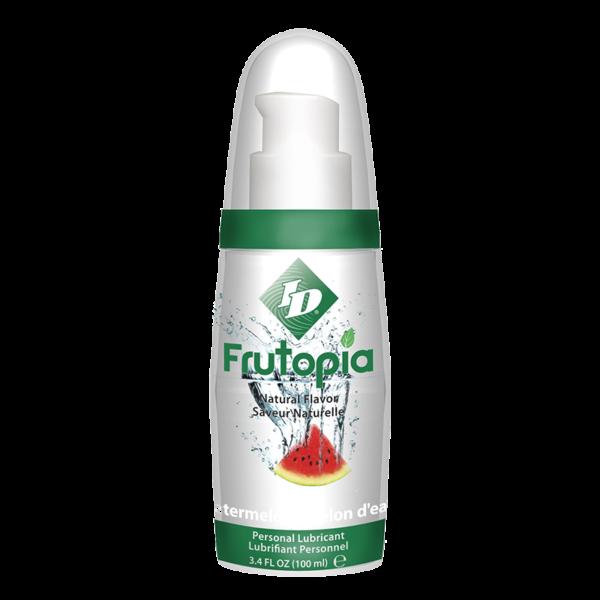 נוזל סיכה בטעמים על בסיס מים Frutopia ID בטעם אבטיח