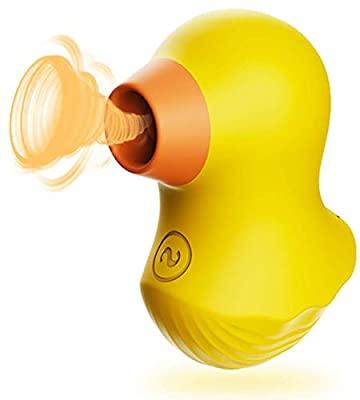 Tracy's Dog Mr. Suction Duckie - ויברטור יונק בצורת ברווז