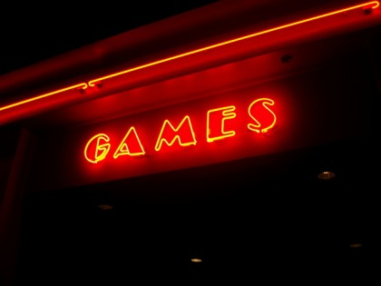 """בואו נוודא שהכל נשאר """"FUN AND GAMES"""""""